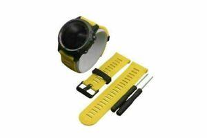 Silicone Bracelet Strap Watch Band w/ Tool For Garmin Fenix3/HR GPS Sports Watch