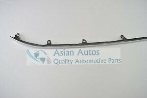 Genuine Toyota 4Runner Rear Bumper Trim Center Molding 5275135010 OEM