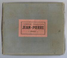 Boite 12 Anciens Tampons Vélo Protection civile Jean-Pierre boite 1304
