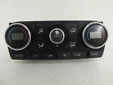 NISSAN ALTIMA FRONT AUTOMATIC HEATER A/C CONTROL 07 08 09 10 11 12 HAS SCRATCH