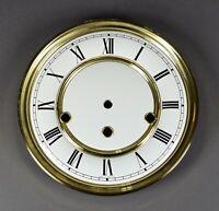 Grosses ZIFFERBLATT D 200 für Uhrwerk Regulator Wanduhr Uhr clock dial