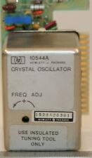 Agilent/HP 10544A Crystal Oscillator 10 MHz