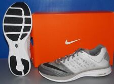 MENS NIKE LUNARSPEED+  in colors SPORT GREY / BLACK / WHITE SIZE 8.5