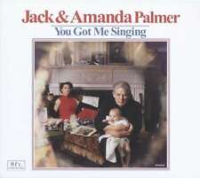 Palmer,jack,amanda Palmer - You Got Me Singing NEW CD