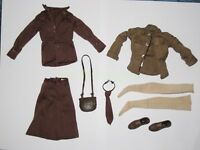 """1/6 WWII 21st Century The Ultimate Soldier US Woman's Army set for 12"""" Figure"""
