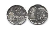 ESPAÑA 50 pesetas 1997 S/C   JUAN DE HERRERA y el Monasterio del Escorial Spain