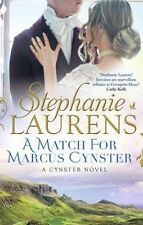 A Match for Marcus Cynster by Stephanie Laurens (Paperback, 2015)