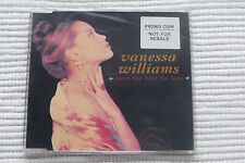 Vanessa Williams Save The Best For Last CD Single