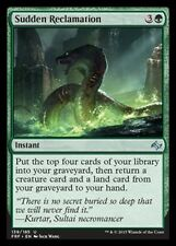 MTG Magic - (U) Fate Reforged - Sudden Reclamation - NM