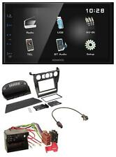 Kenwood Bluetooth MP3 USB AUX 2DIN Autoradio für BMW 5er (E60 2003-2007)