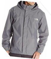 Men's The North Face Resolve Waterproof Outdoor Jacket  Fusebox Grey Large  BNWT