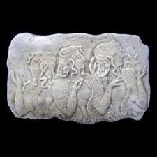 Cretan Minoan Dancing Girls Sculpture Plaque Replica Reproduction