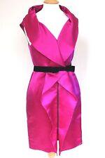 New £2235 Lanvin Alber Elbaz 10 year anniversary black shift Dress 38 uk 10