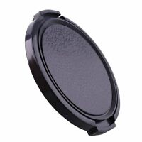62mm Plastic Snap on Front Lens Cap Cover for Nikon Canon Sony Fujifilm