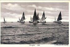 LAVAGNA - Vele 1953