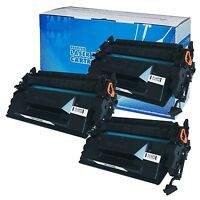 3pk Compatible  CF226X 26X Toner for the HP LaserJet Pro M402 M402dn M426 M426dw