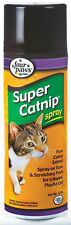 Four Paws Super Catnip Spray, Use On Old Toys To Get Cat Interested Again