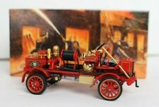 Matchbox Collectible 1904 Merryweather Fire Engine- New in Box