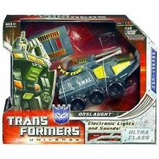 Transformers Universe Classics Ultra Class Onslaught MISB