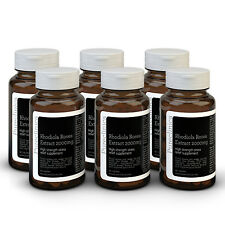 Rhodiola Rosea 2000mg - 18 months supply - Triple strength stress relief