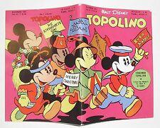 TOPOLINO n. 36 - walt disney - DICEMBRE 1951 (RISTAMPA ANASTATICA!)