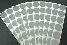 """100 ROUND SCRATCH OFF STICKERS 1"""" LABELS PARTY FAVORS GAMES - FREE SHIPPING"""
