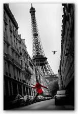 TRAVEL POSTER La Veste Rouge