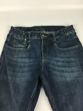 C & A Here & There Boys Jeans Size 164 Denim To Fit Straight Blue Guy Kids Jeans