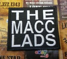 The Macc Lads patch