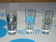 VINTAGE (5) ASSORTED SHOT GLASSES, MUST SEE PICS