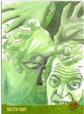 Night of the Living Dead Sketch Card drawn by Roy Cover