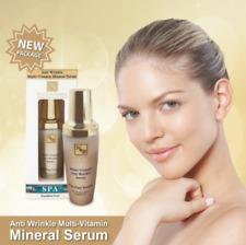 Anti Wrinkle Multi Vitamin Mineral Serum H&B Dead Sea Minerals Free Shiping 50ml