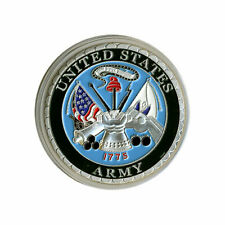 Card Guard - United States Army SILVER Poker Protector *
