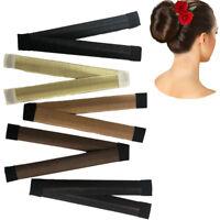 2 Hair Magic Donut Bun Maker French Twist Hairstyle Women Snap Styling Stick DIY