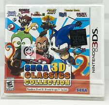SEGA 3D Classics Collection - Nintendo 3DS - Brand New | Factory Sealed