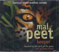 Mal Peet Keeper 6CD Audio Book NEW Paul Faustino Unabridged FASTPOST