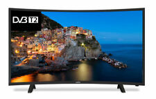 """Cello 40"""" Curved LED TV HD Ready Freeview HD Tuner (C40229T2CURVE)"""