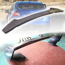 Carbon FOR Subaru WRX STI Saloon Gurney Flap Rear STI Trunk Spoiler 15-19