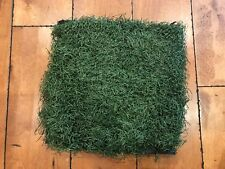 """2008 World Series Game Used Field Turf Square Phillies Championship 12X12"""" RAYS"""