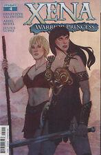 Xena: Warrior Princess volumen 2 Número 4 - Cubierta de un