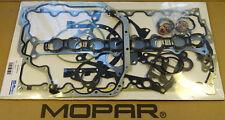 Engine Gasket Kit Jeep Wrangler JK 2.8CRD 2011-2018 68142849AA New OEM Mopar