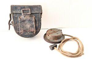 German Berliner / Siemens Halski Watch Case / Receiver - Military Telephone part