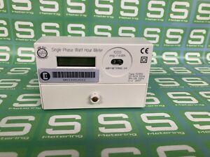 Landis & Gyr E100 5235A/5196 – Single Phase Electric Meter
