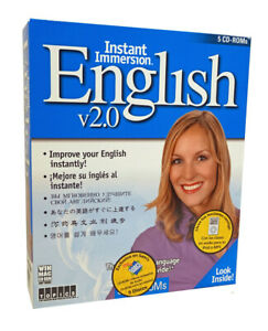 Learn to Speak English 2.0 (5 CD-Rom Set) Improve your English Instantly!