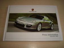 Revistas, manuales y catálogos de motor CD del año 2007