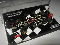 1:43 LOTUS F1 TEAM RENAULT E20 R. Grosjean - 2012 410120010  MINICHAMPS OVP new
