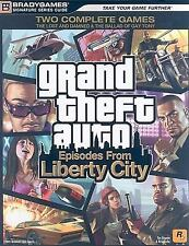 Grand Theft Auto: Episodes from Liberty City Signature Series Strategy Guide [Br