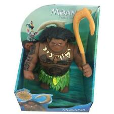 "New Maui 8"" 20cm Action Figure Toys Moana Model Dolls with Music Lover Gifts"