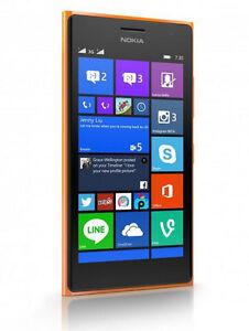 Unlocked Original Nokia Lumia 730 N730 3G 8GB 6.7MP 4.7 in Dual Sim Mobile Phone