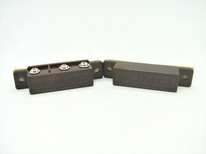 On Off Magnetic Reed Switch, Normally Open or Closed - Brown - Adhesive 30-10072